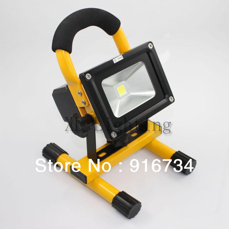 rechargeable cordless led work light automotive worklight shop10w. Black Bedroom Furniture Sets. Home Design Ideas