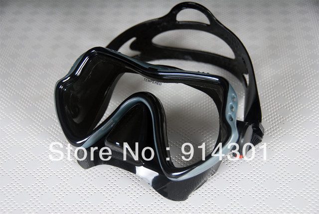 Free shipping diving equipment water sport diving mask(M11-1)