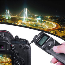 Time Lapse Intervalometer Timer Remote Control Shutter with C1 Cable for Camera Canon 300D 400D 500D Pentax K100D K110D