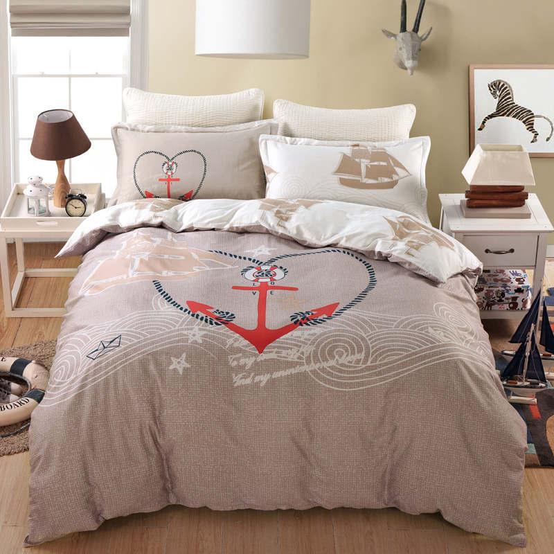 Anchor Bedding Set Reviews Online Shopping Anchor Bedding Set Reviews On Aliexpress Com