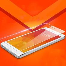 Новый 0.26 мм защита на весь экран закаленное стекло фильм для Xiaomi ир2 mi3 mi4 mi4i mi4c протектор экрана чехол Xiomi примечание гвардии 9 H