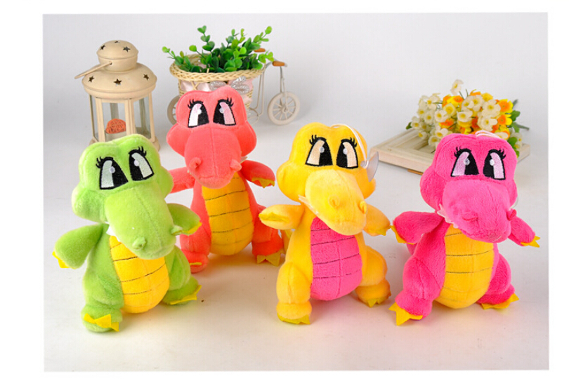 Toys For The Honeymoon : New lovely plush toys muticolored stand crocodile