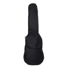 1 قطع مزدوج الأشرطة الغيتار الكهربائي حقيبة لينة حالة الحفلة حقيبة مبطن ذكر ظهره أكياس ظهره الغيتار واحد و حالات(China)