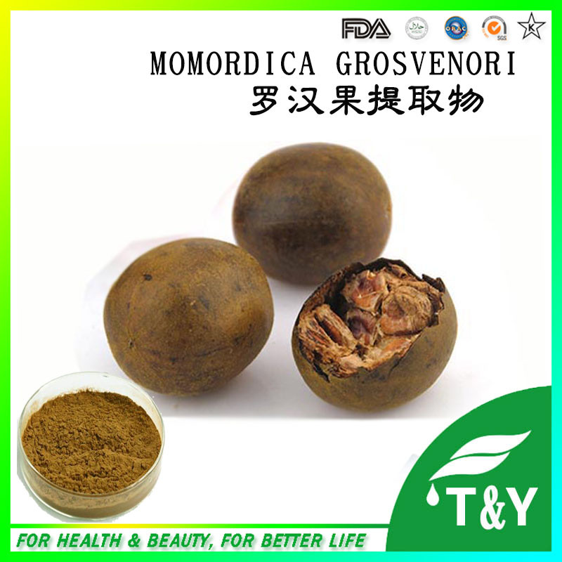 Best Selling Pure Natural natural momordica grosvenori p.e./high quality momordica grosvenori p.e. 500g<br><br>Aliexpress