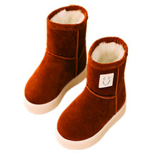 Winter Slippers New family Snow Boots Slip Thickening Big Virgin little men &little women Cotton Slippers Smiley ShoesTCCS2012(China (Mainland))