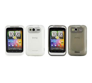 Nillkin  for htc   wildfire rinsible s a510e g13 sets mobile phone case protective case film