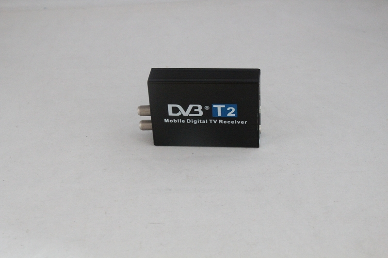 TWO antenna DVB-T2 high speed TV Box in our company Android and Wince Model,option functions (only sell with car dvd together)(China (Mainland))