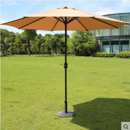 Outdoor garden column umbrella patio umbrellas and chairs combination post scenery Beach resort pool<br><br>Aliexpress