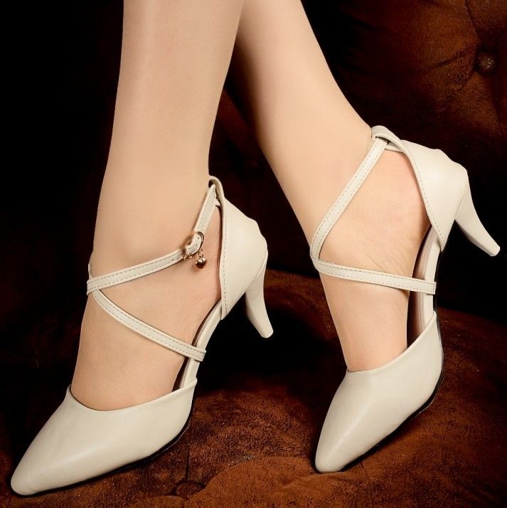 ENMAYER Hot 2014 new fashion sexy stilettos women high heel nude pumps and woman high-heeled shoes<br><br>Aliexpress