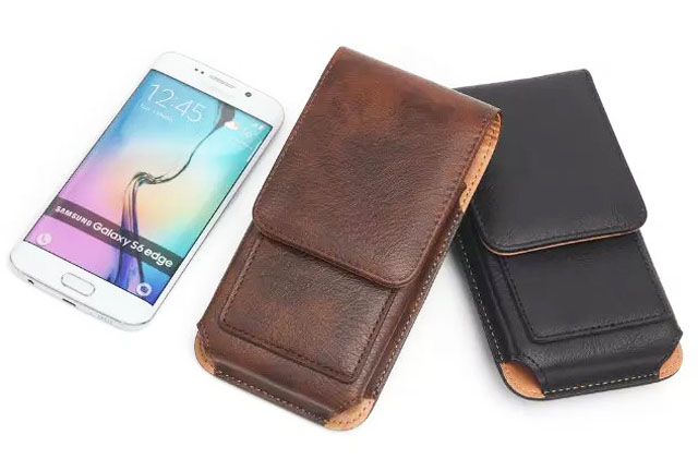 Vertical Man Belt Clip Case Rotary Mobile Phone Leather Case Pouch For Doogee Valencia2 Y100 Plus,Doogee Nova Y100X,Doogee Y300(China (Mainland))