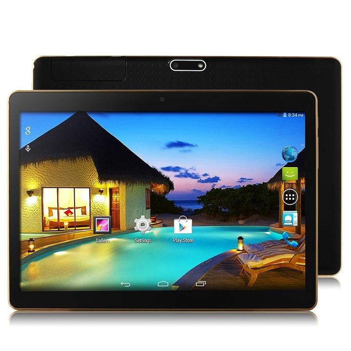 Dongpad 9.6 Inch 3G Phone Call Quad Core Android 5.1 Tablet PC 2GB RAM 32GB ROM WiFi GPS FM Bluetooth 1280*800 Bluetooth GPS Tab