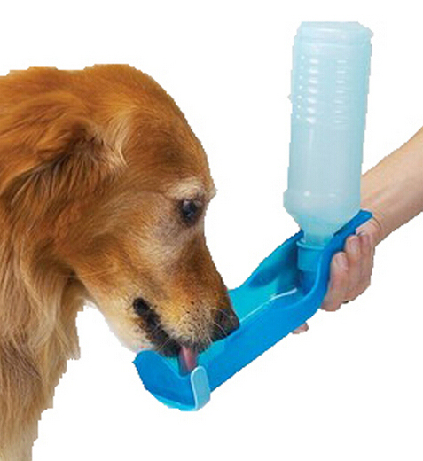 350ml/ 600ml Potable Dog Drinking Bottle