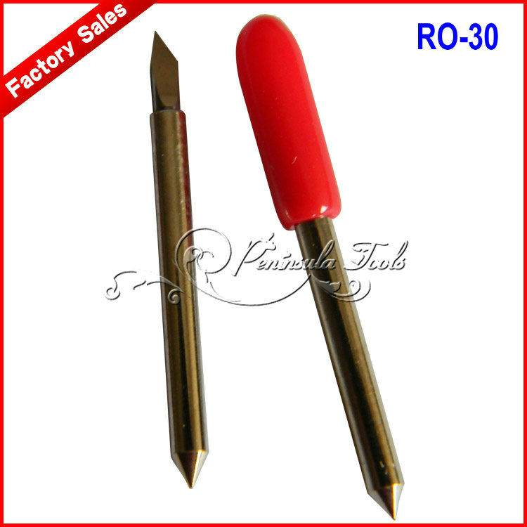 1RO-30 degree Roland lettering knife / computer cutting plotter - Peninsula Tools store