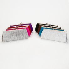 Ручной работы женщин день клатч женский ну вечеринку засов кошелек день клатч жесткий мода сумки женские вечерние сумки с цепи 8 цвета