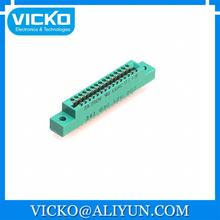 [VK] 341-030-521-202 CARDEDGE 30POS DL .100 GREEN Card Edge Connectors - VICKO (HK store ELECTRONICS TECHNOLOGY CO LIMITED)