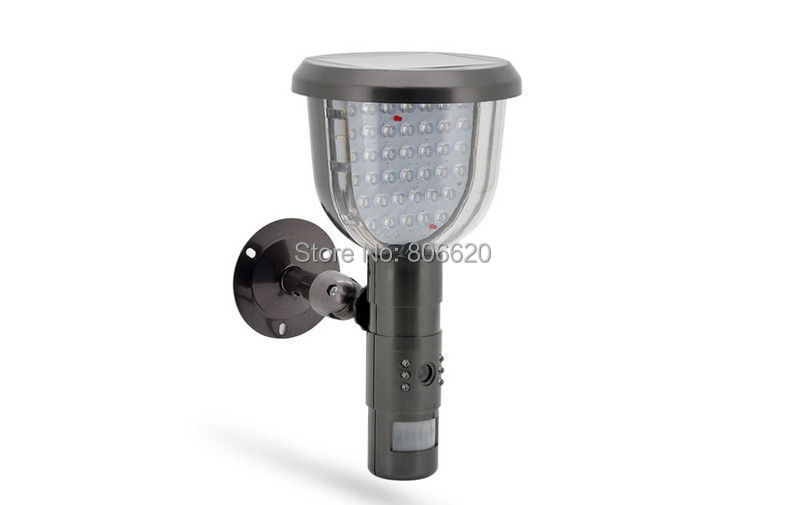 Latest version of HD 720P Solar  Lamp PIR DVR with 40pcs of LED light &amp; 2W Solar power panel Drop Shipping Available<br>