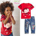 New 2016 Mickey User Avatar Bow Long Short Romper PP pants Autumn Clothes Set Cute Baby Clothing Beautiful Kids Romper Sets