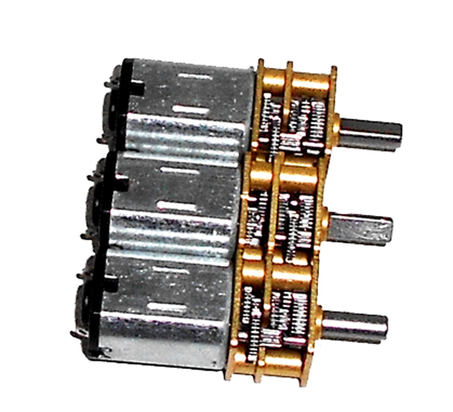 Dc Motor Magicbox Dc 12v 100rpm Mini Metal Gear Motor With