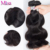 7A Brazilian Virgin Hair Body Wave 4 Bundles Human Hair Extension Vip Beauty Hair Brazilian Body Wave Hair Weaves Free Shipping