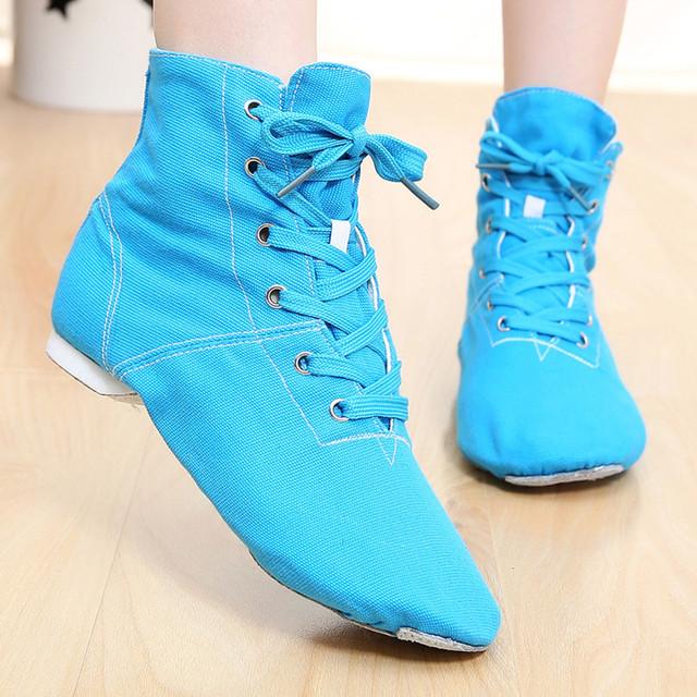Jazz Dancing Boots
