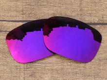 Midnight Sun Mirror Polarized Replacement Lenses For TwoFace Sunglasses Frame 100% UVA & UVB Protection