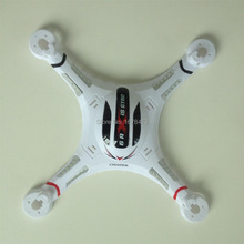 H8C /DFD F183 2.4G RC drone RC quadcopter spare parts body shell 1set=2pcs free shipping