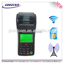 Goodcom Handheld POS Terminal With WIFI for food orders,retail shops,etc.. (China (Mainland))