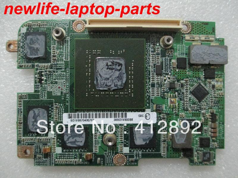 Здесь можно купить  original P100 P105 GRAPHICS VGA card DA0BD1UBAD9 test well fast shipping ,  Компьютер & сеть