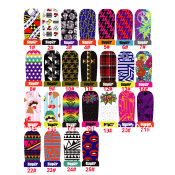 Free Shipping by EMS Quick delivery Europe Series 500 sheets Full Cover Water Decal Nail Art Sticker For Wholesale Only