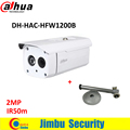 DAHUA HDCVI 2MP Bullet Camera HFW1200B CMOS 1080P IR 50M IP66 DH HAC HFW1200B security camera