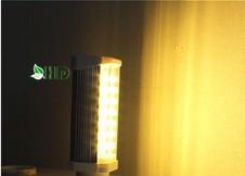 free shipping wholesale 5PS/lot  E27base 85-265V  led horizontal plug corn light 180 led energy saving lamp 5630 chip  LED bulb