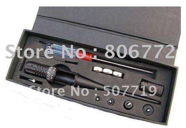 Boresighter laser bore sighter .22-.50 caliber rifle Free shipping