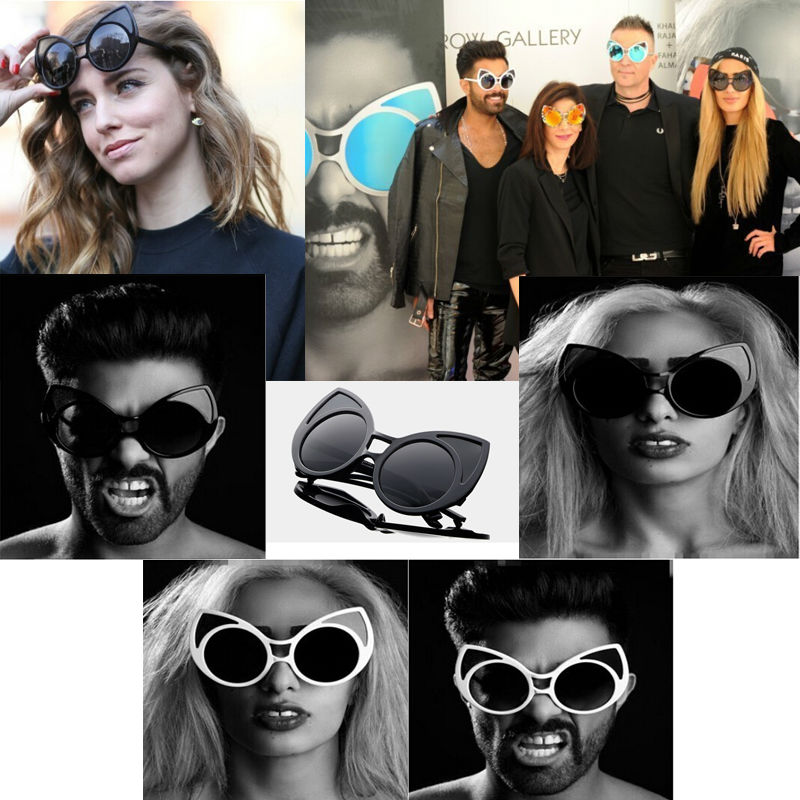 Cheap cat eye sunglasses, Buy Quality eye sunglasses directly from China style  eyes sunglasses Suppliers  4c25bedc47