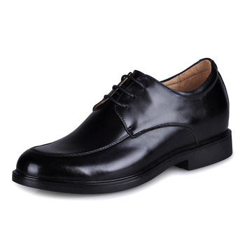 8786-(Black ) New arrival men's dress shoes 100% quality guaranteed