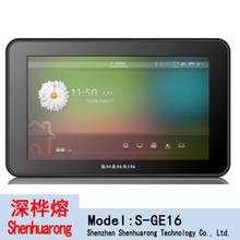 for MT74 model No.E16 RAM 8G 512M 7.0-inch 800*480 HD screen Vehicle GPS navigation for eroda