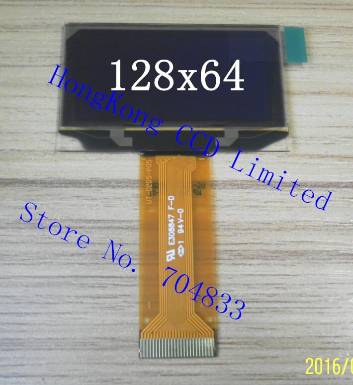 1.54 inch white OLED display 128x64(China (Mainland))