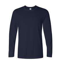 Hot Sale Classic Men T shirt Long Sleeve O neck Mens T-shirt Cotton Tees Tops Mens Brand tshirt Plus size XS- XXL Sweatshirts()