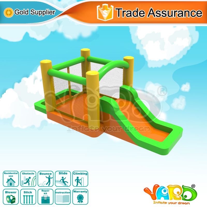 YARD bounce house inflatable jumper bouncer ball pit with blower(China (Mainland))