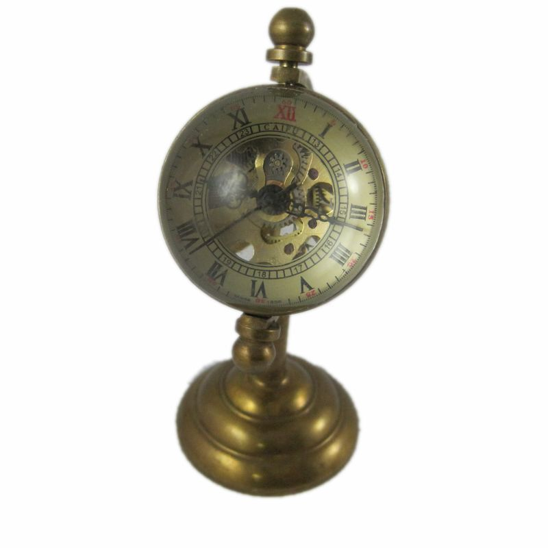 Watch mechanical pocket watch copper classic table spherical technology cup - shanghai watch's store