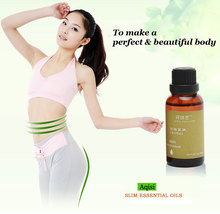 Aqisi pure natural weight loss products slimming essential oil anti cellulite cream fat burning full body