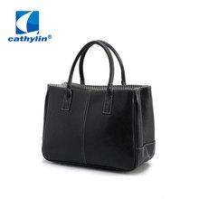 New 2015 hot women's PU leather handbag vitange shoulder crossbody bag candy color bag elegant women messenger bag sac a main