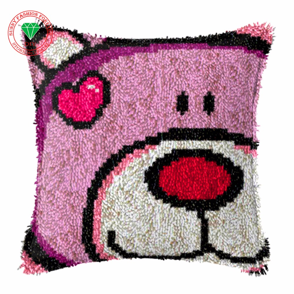 Patchwork Cushion Kit PromotionShop For Promotional