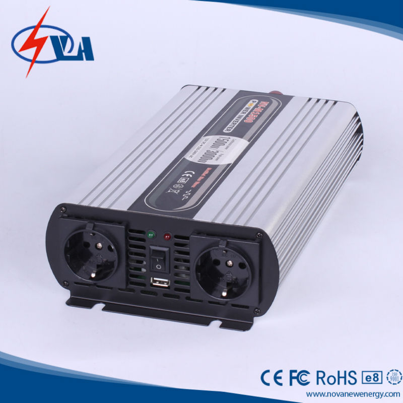 1500w dc to ac off grid solar power inverter/12v or 24v to 110v or 220v 1500w high frequency dc ac car power inverter(China (Mainland))