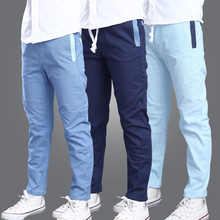 2016 summer boy pants boys trousers feet Spring and Autumn thin section cotton pants large influx of children's linen slacks(China (Mainland))