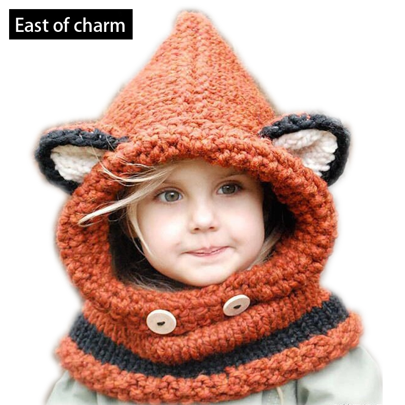 Cotton Fox Crochet Outfits Design Baby Hat Lovely ...