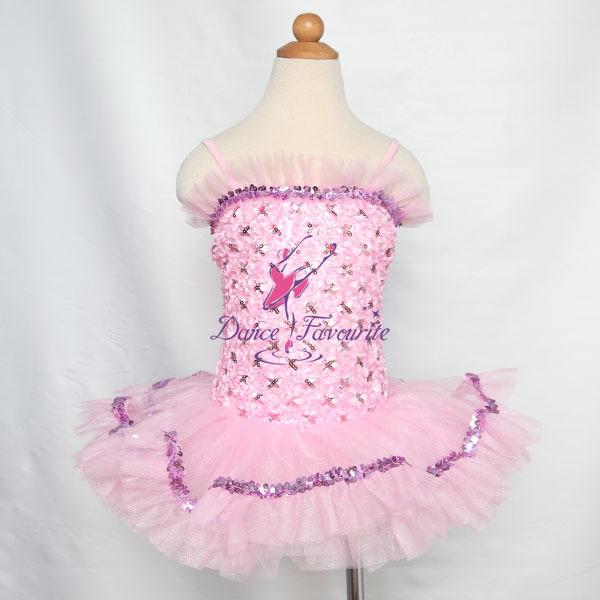 Kids Ballet Tutus Stage Costumes Child Dance Clothing Ballerina Dresses Girls Costume Tutu Dress#11562 - Love to dance store