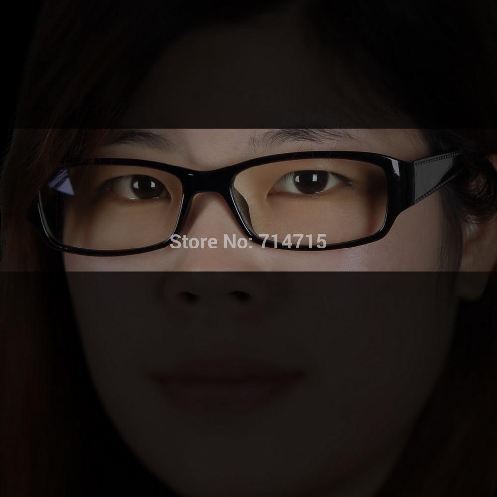 1pcs Stylish Practical Radiation resistant Glasses Computer for Men Women reading glasses Wearing