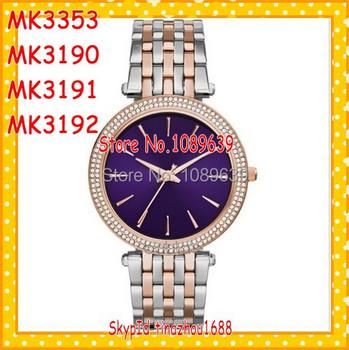 MK3191 MK3190 MK3192 MK3353 Stainless Steel Watch Women Watch Laday Watch 3191 3190 3192 3353