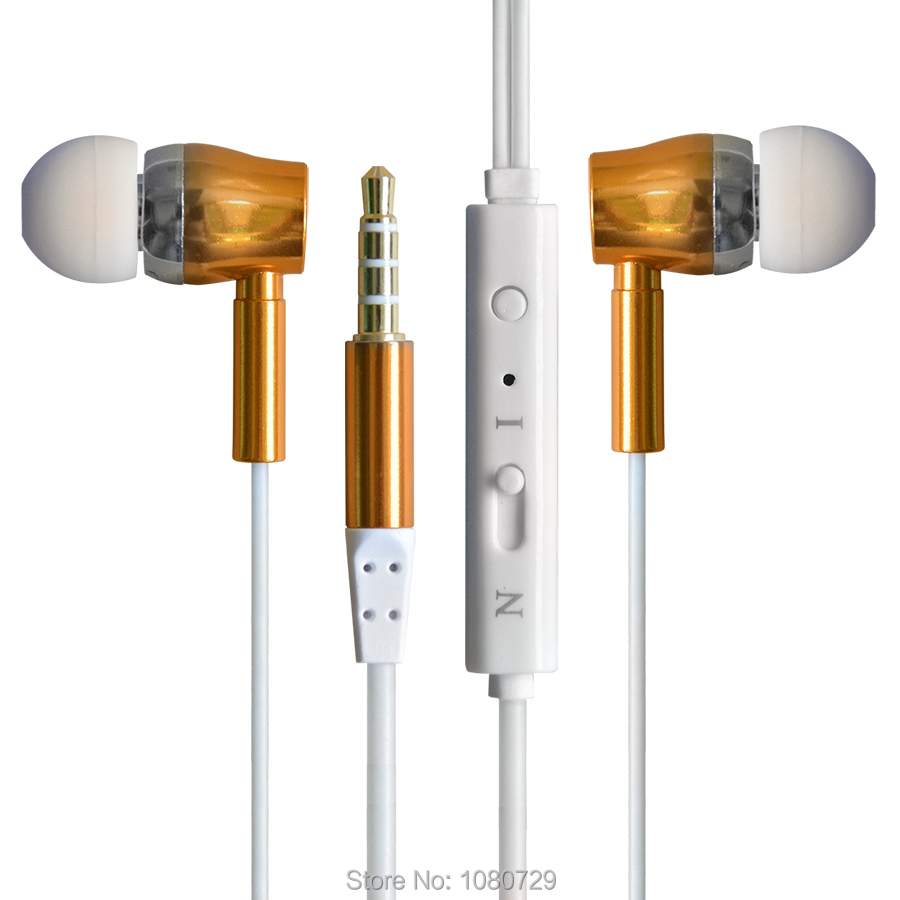 2016 Luminous Earphone Headphone Stereo Light Glow Sport in ear Earbuds for iPhone Samsung Sony Philips