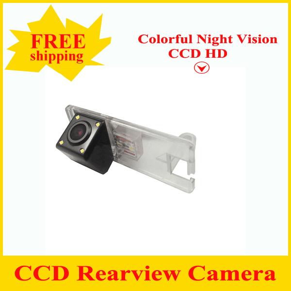 Reverse camera Car Rear Camera ! Car BackUp Camera For Buick Park Avenue Chevrolet New Sail CCD ! Free Shipping!(China (Mainland))